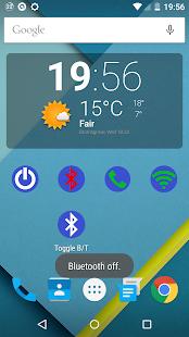 App toggle on off bluetooth