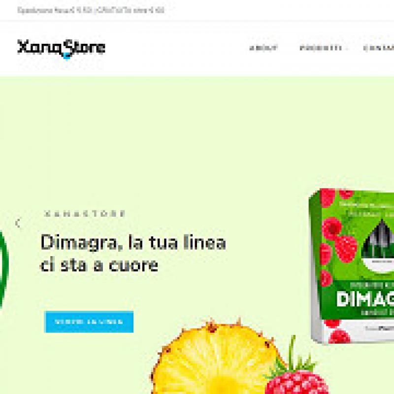 Xanastore Benessere E Salute Directory Web Di Qualita Per Siti Web